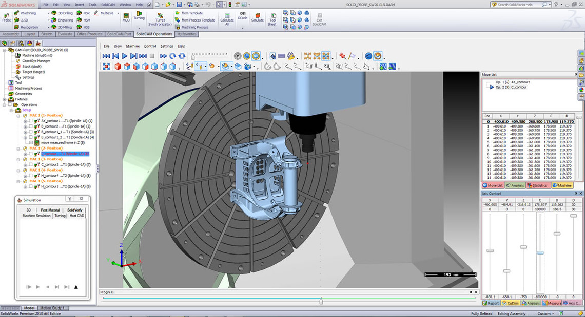 SolidCAM CAM Software: Solid Probe