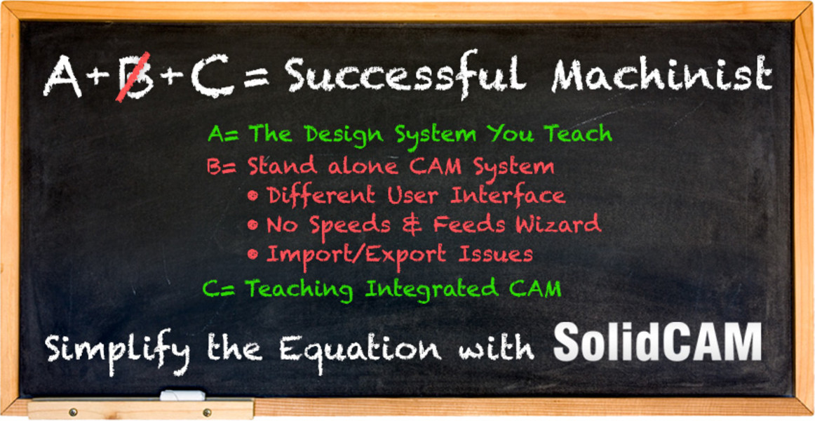 SolidCAM CAM Software: SolidCAM for Education