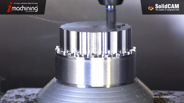 iMachining & Simultaneous 5-Axis Milling